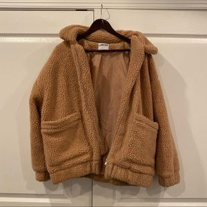 I AM GIA Pixie Teddy Coat/Jacket